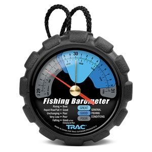 Barometer Ideal for fishing