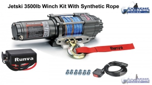 Jetski Electric Winch