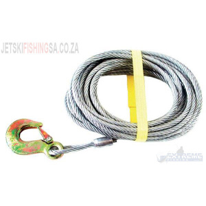 Steel Wire Winch Cable Jetski